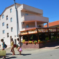 Apartment №2 in Novalja with beautiful panorama view - strict center