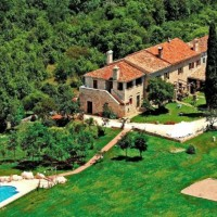 Country estate for groups up to 22 persons Istria-Croatia