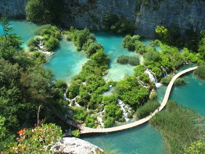 Croatia's National Parks - Plitvice Lakes