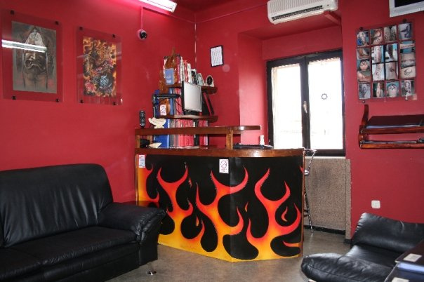 ST Tattoo Art Studio