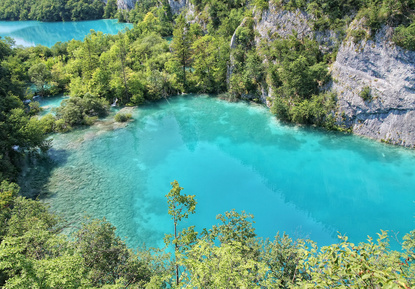 Plitivice Lakes