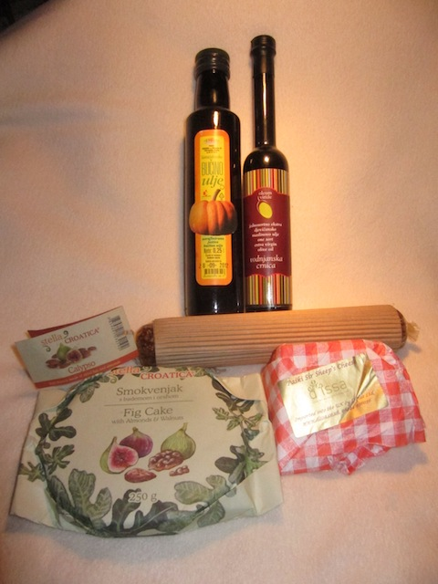 D'Issa Croatian products