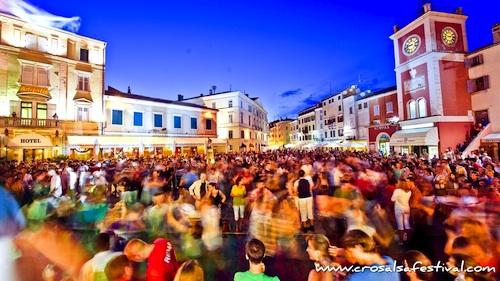 Croatian Summer Salsa Festival, Rovinj