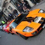 Dodgeball Supercar Rally
