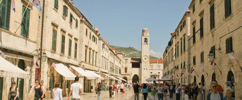 Dubrovnik's Stradun