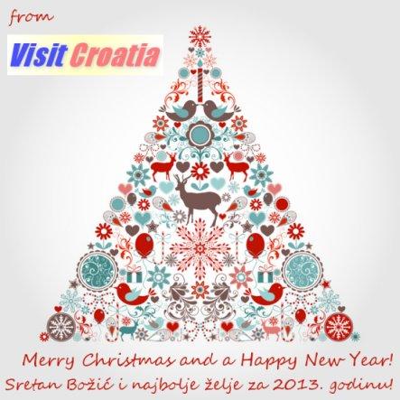 Visit Croatia Christmas