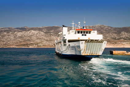 Getting to Croatia by Ferry