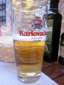 Info on Croatia - Karlovacko pivo