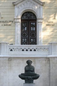 Famous Croats - Ivan Mestrovic's History of the Croats