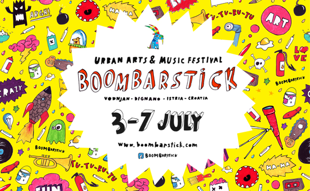 Boombarstick Art and Music Festival Croatia