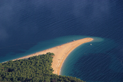 Why Go to Croatia - Zlatni Rat Beach