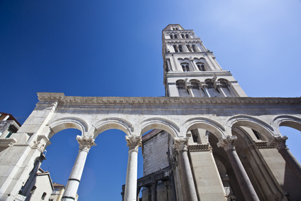Sightseeing in Split - Diocletian's Palace