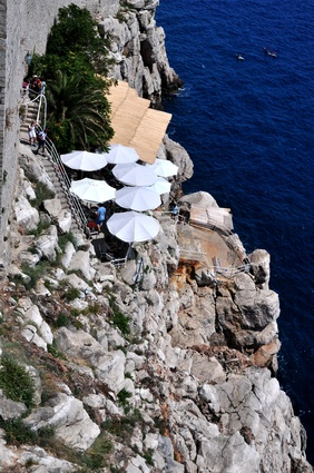 Bars & Clubs in Dubrovnik - Buza Bar