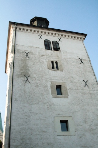 Sightseeing in Zagreb - Lotrscak Tower