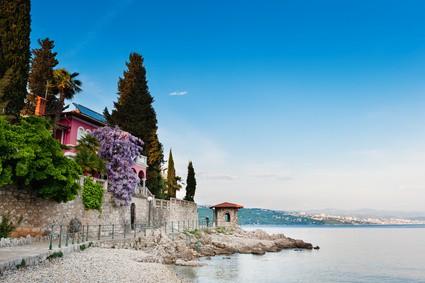 The Kvarner Riviera - Opatija