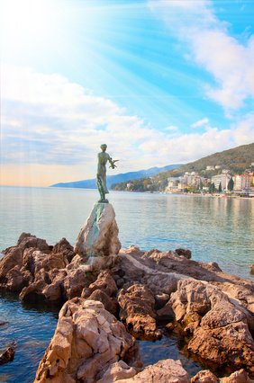 Opatija - Maiden with the Seagull