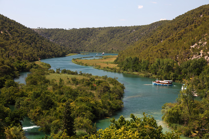 Krka National Park - River Krka