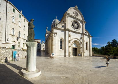 Sibenik - Cathedral of St James