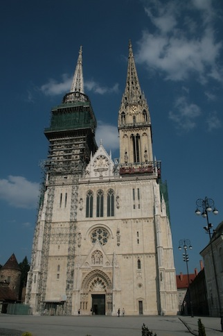 Sightseeing in Zagreb - Zagreb Cathedral