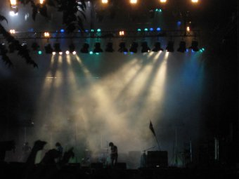 Exit Festival Day 1 - The Arctic Monkeys