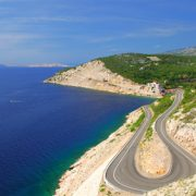 Driving in Croatia