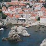 Dubrovnik 2009 - Old Town walls