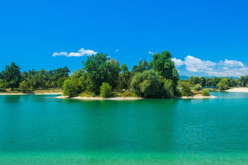 Famous Beaches in Croatia - Lake Jarun