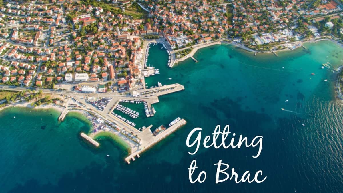Getting to Brac