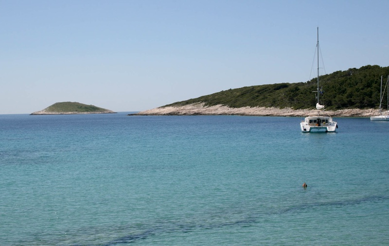 Itineraries for Croatia - Palmizana, Hvar