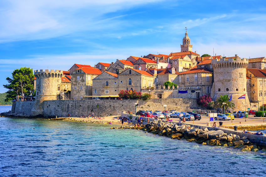 Accommodation on Korcula