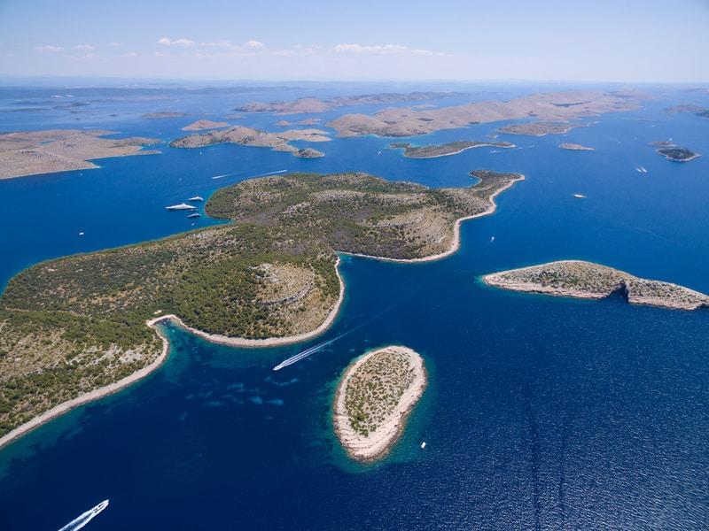 Kornati Islands - Kornati National Park