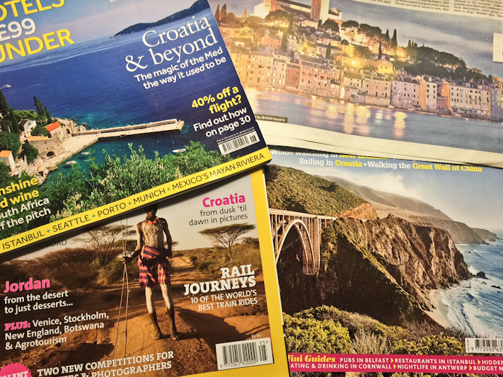 Articles on Croatia 2015