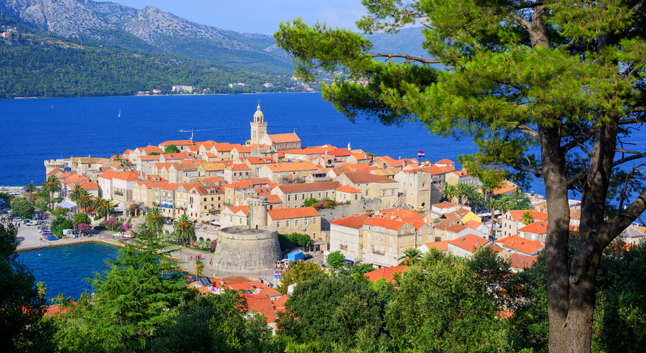 Top Ten Destinations in Croatia - Korcula