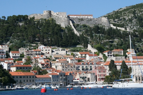 Sightseeing on Hvar - Spanjola