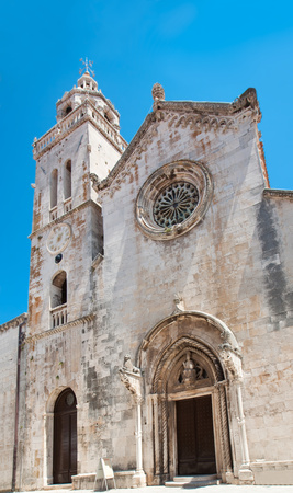 Sightseeing on Korcula - St Mark's Cathedral