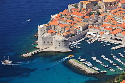 Top Destinations in Croatia - Dubrovnik
