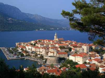 Ten Ten Destinations in Croatia - Korcula