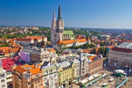 Three weeks in Croatia - Zagreb