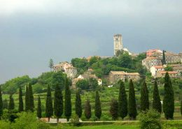 Images of Croatia - Oprtalj