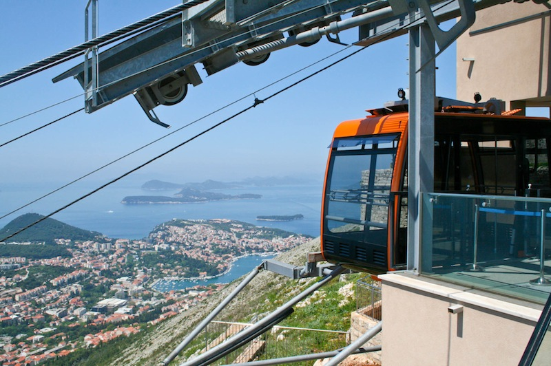 Photos of Dubrovnik - Cable Car