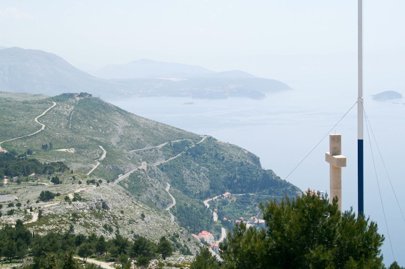 Photos of Dubrovnik - Mount Srd