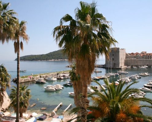 Photos of Dubrovnik - Old Town Harbour