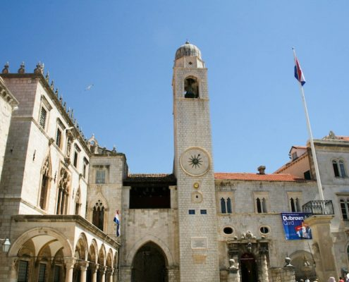 Photos of Dubrovnik - Luza Square