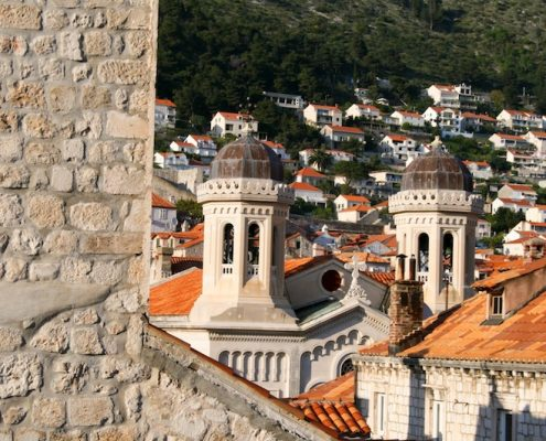 Photos of Dubrovnik - Rooftops
