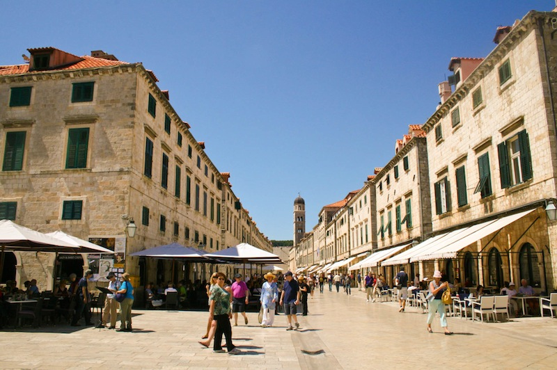 Photos of Dubrovnik - Stradun