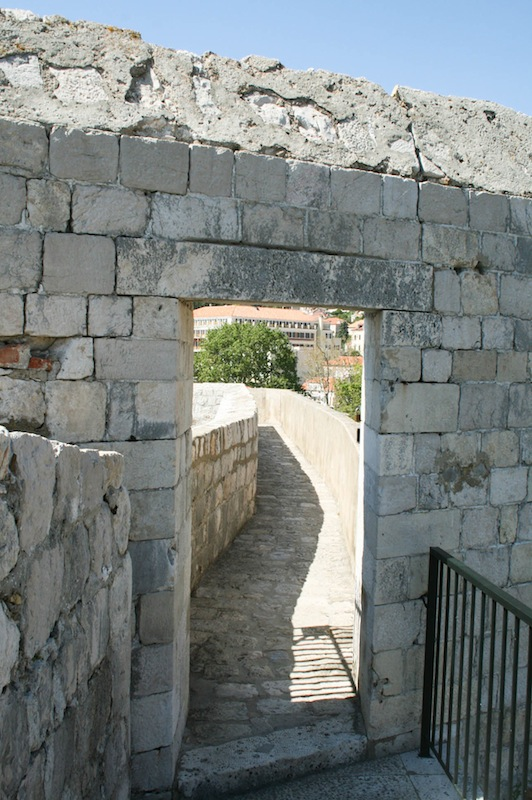 Two Days in Dubrovnik - Old Town Walls