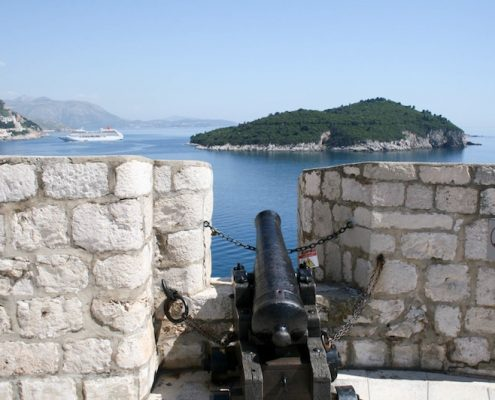Dubrovnik Old Town Photos - Lokrum