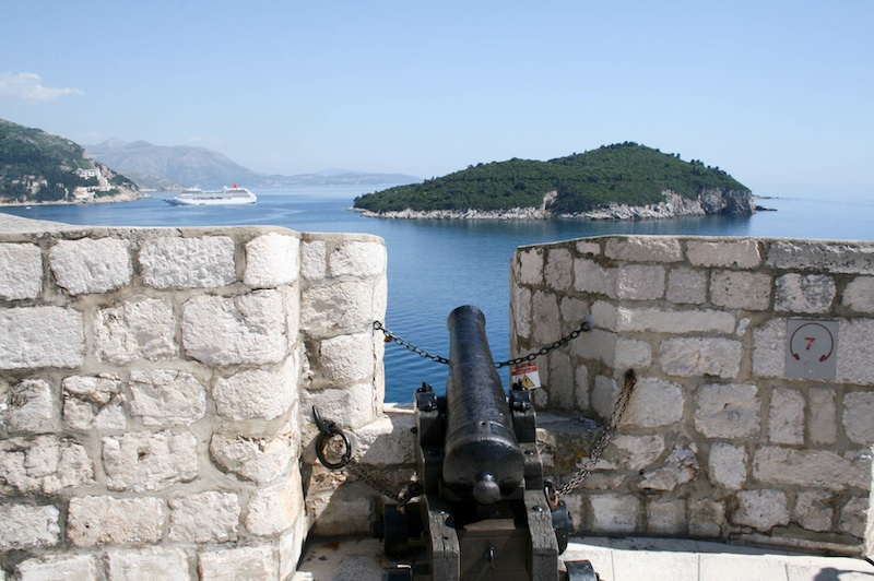 Dubrovnik Old Town Photos - Lokrum