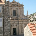 Dubrovnik Old Town Photos - Church of St Ignatius