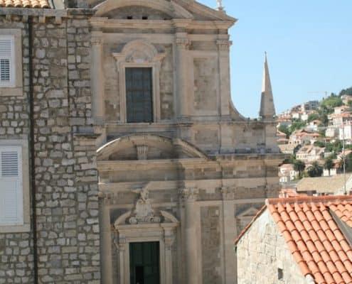 Dubrovnik Old Town Photos - Church of St Ignatius